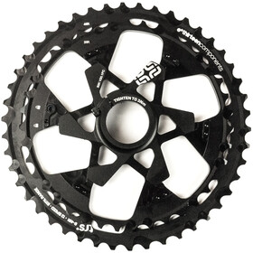 e*thirteen TRS Plus Sprocket Unit 12-speed, negro